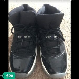 Retro Jordan's 11's